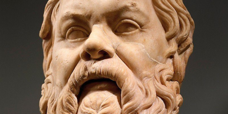 socrates best kind of life A brief discussion of the life and works of socrates,  our best sources of information about socrates's philosophical views are the early dialogues of his.