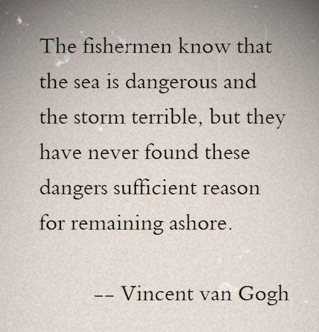 Vincent Van Gogh Quotes 1