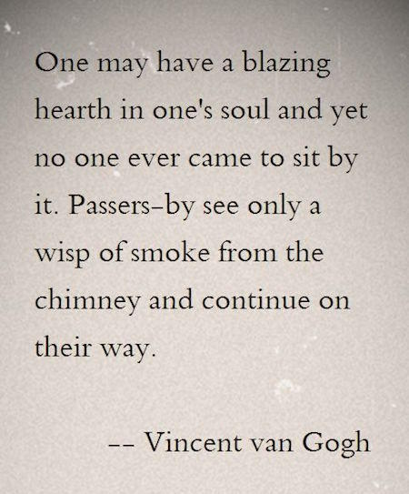 Vincent Van Gogh Quotes: Vincent Van Gogh Quotes About Love, Stars And Life