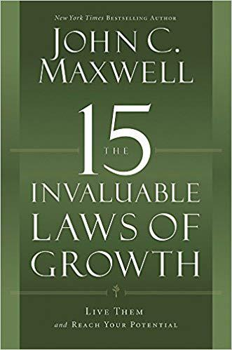 invaluable laws of growth