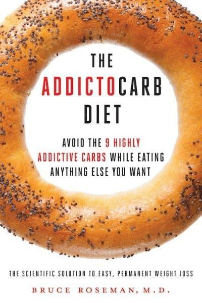 AddictoCarb Diet Book Jacket