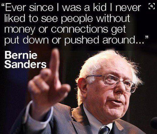 Bernie Sanders Quotes   34 Bernie Sanders Quotes On Education Leadership Everyday Power