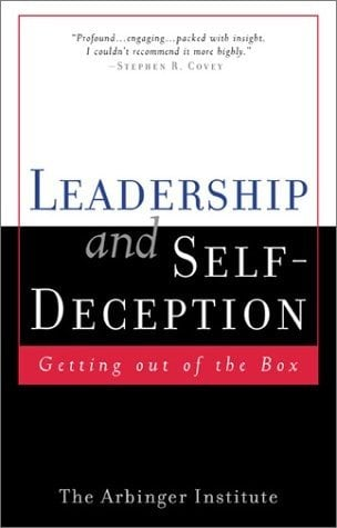 leadership and self deception by the arbinger institute pdf