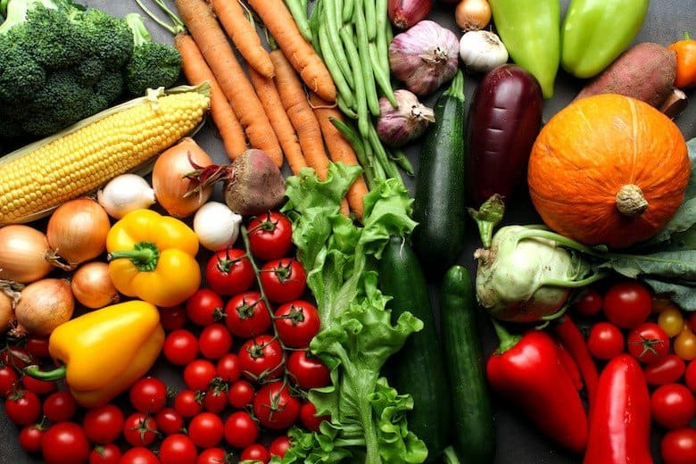 The power, beauty and benefits of colorful vegetables