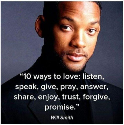 Will Smith Love Quotes Brilliant 50 Inspirational Will Smith Quotes On Life Fear And Success