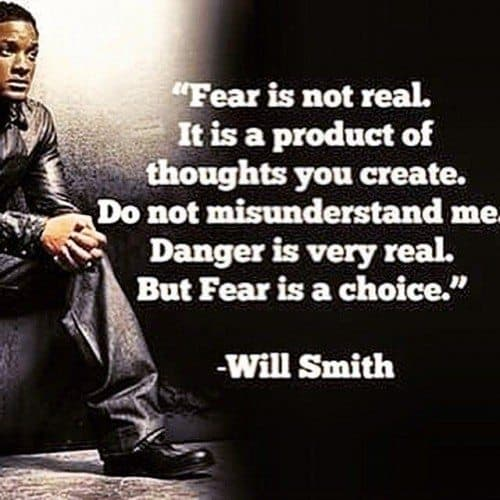 50 Inspirational Will Smith Quotes On Life, Fear and Success