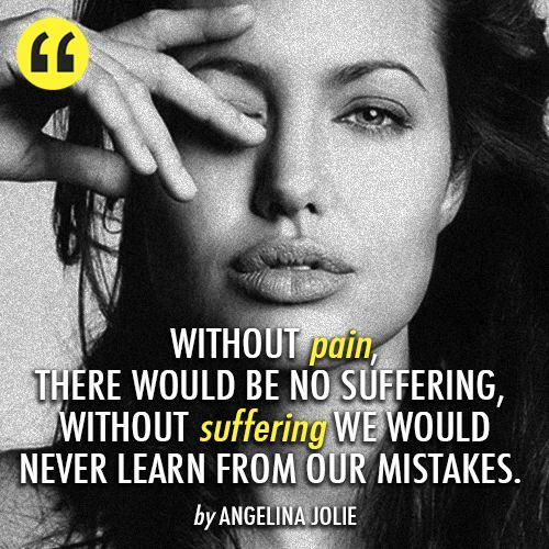 Top 20 Most Inspiring Angelina Jolie Quotes   Goalcast