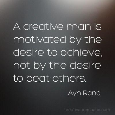 motivational Ayn Rand Quotes