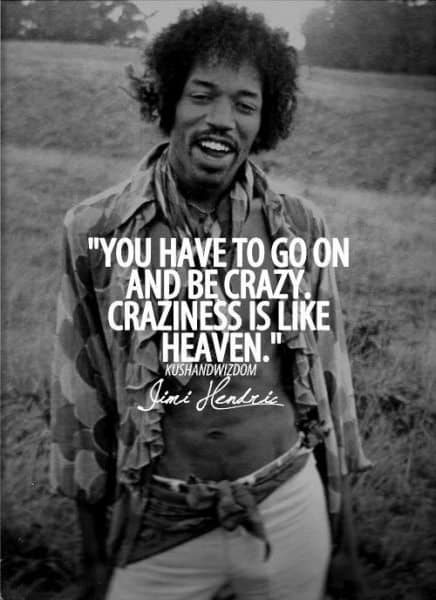 Jimi Hendrix Quotes 1