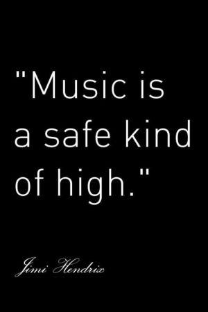 Quotes Music Entrancing 50 Jimi Hendrix Quotes On Peace Music And Love