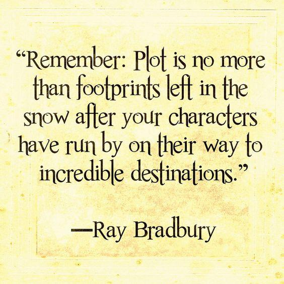 Ray Bradbury's Tips For Writers