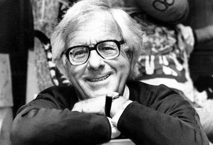Image result for picture of ray bradbury
