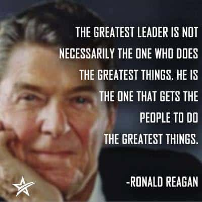 60 Ronald Reagan Quotes On Leadership Freedom Updated 2019