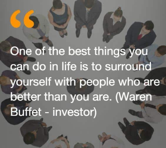 inspirational Warren Buffett Quotes about money and investing
