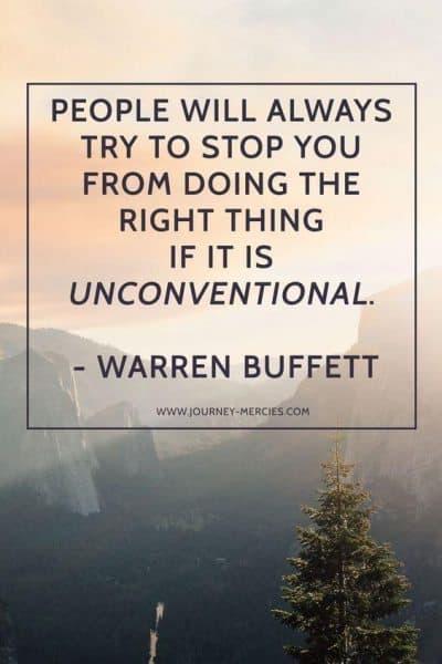 Warren Buffett Quotes about life