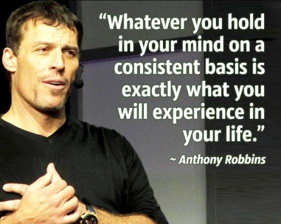 Anthony robbins quotes