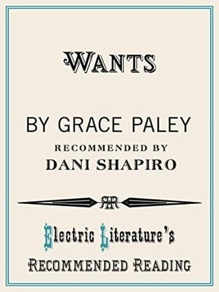 short story and grace paley Remembering grace paley and her wise, fierce, funny, sad, innovative short stories.