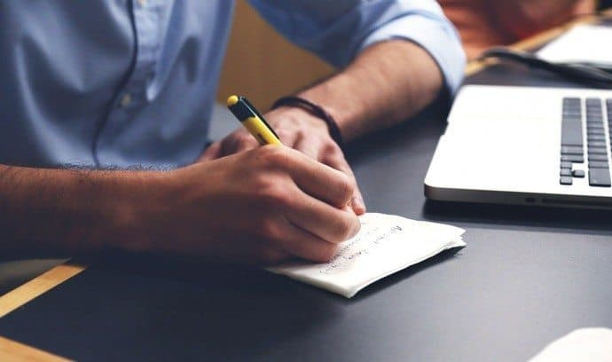Write Down What You Feel