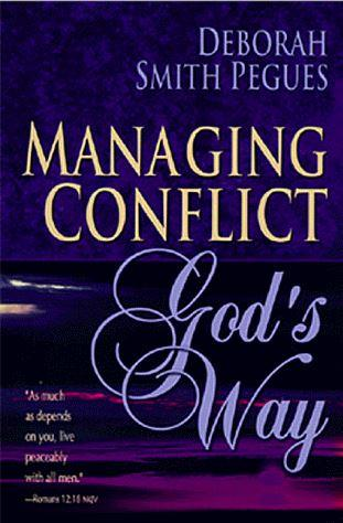 conflict resolution books