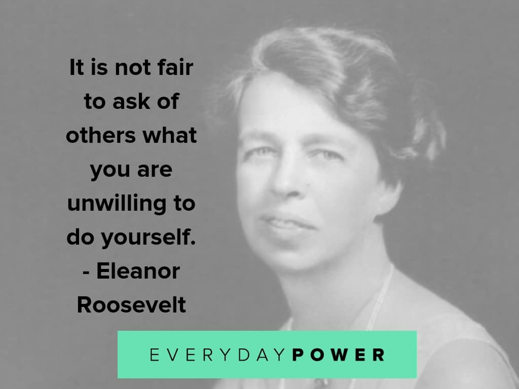 50 Eleanor Roosevelt Quotes about Life, Human Rights ...