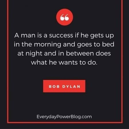 Lovely Bob Dylan Quotes About Life