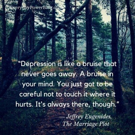 101 Depression Quotes To Help You Feel Understood 2019