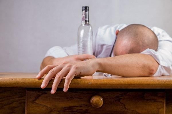 benefits of drinking water hangover