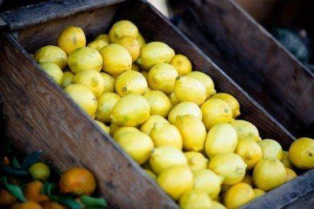 benefits of lemon water fresh fruits