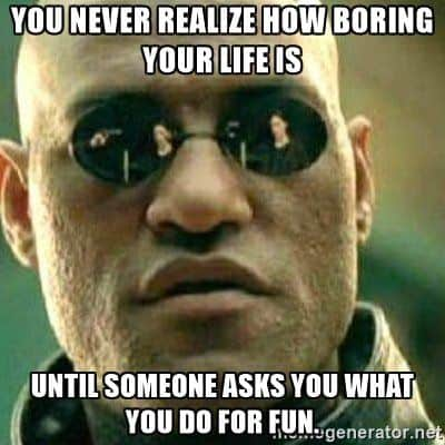 funny quotes and sayings hobby