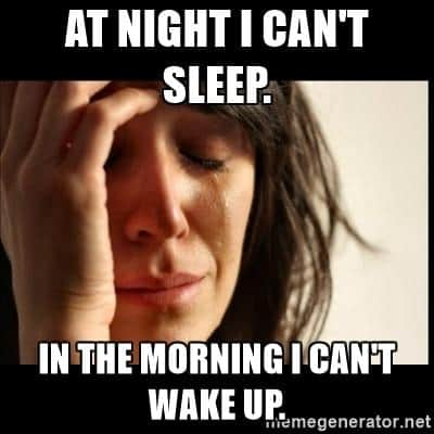 funny quotes and sayings insomnia meme