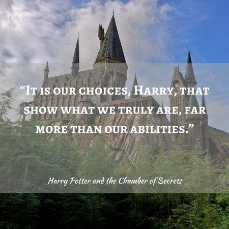 harry potter quotes hogwarts