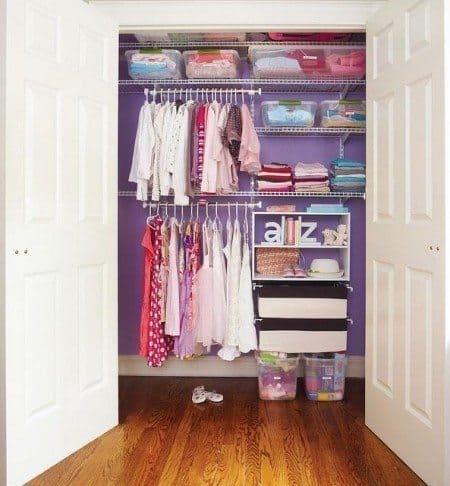 closet life hacks