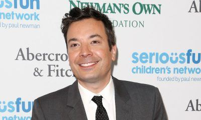 Jimmy Fallon about being on TV