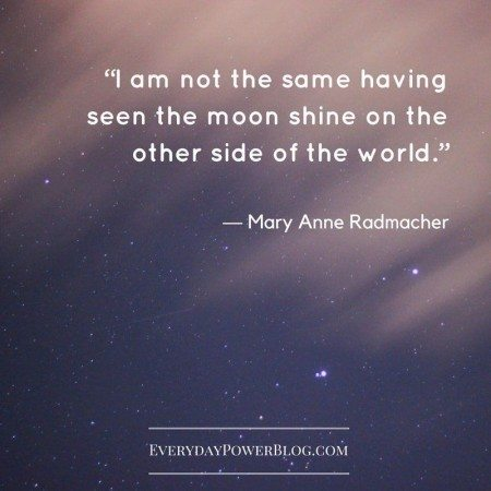 quotes about adventure moon