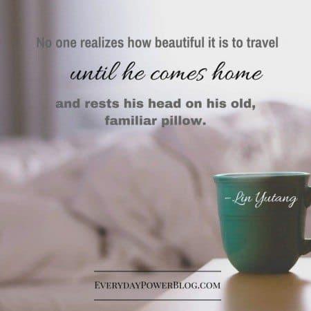 quotes about adventure familiar pillow