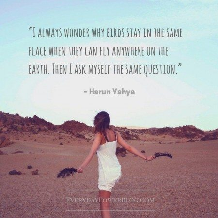adventure quotes about flying anywhere