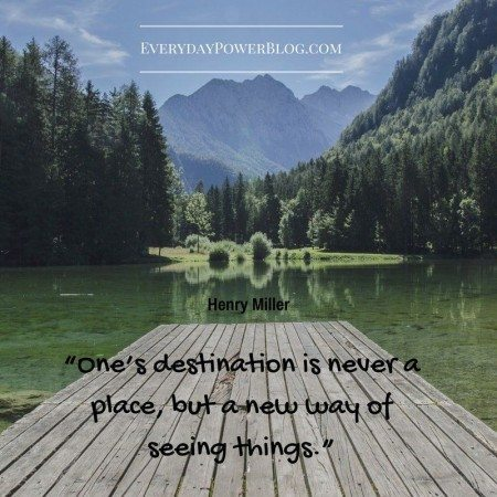 adventure quotes bout trying new things and travel