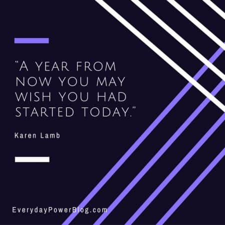 good morning quotes about starting today