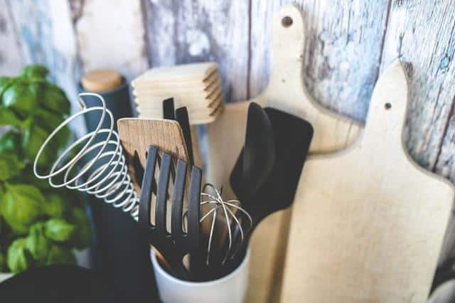 kitchen hacks cooking utensils
