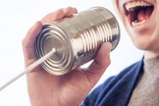 passive aggressive behavior talking