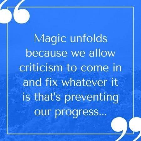 recipe for success quote 1