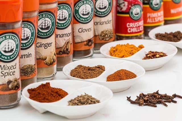kitchen hacks spices-flavorings-seasoning-food