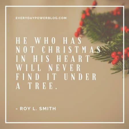 Merveilleux Christmas Quotes
