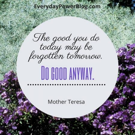 Life Quotes Mother Teresa Impressive 49 Quotes From Mother Teresa On Service Life And Happiness