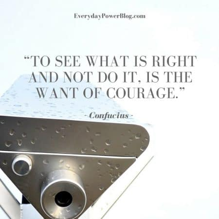Quotes Courage Delectable 47 Of The Best Quotes On Courage And Bravery