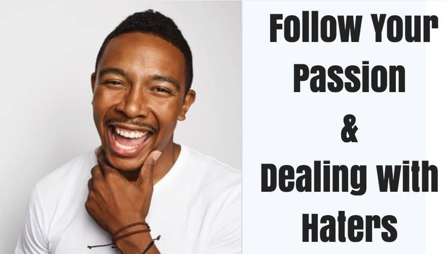 Allen Maldonado Interview on Following Your Passion and Dealing with Haters