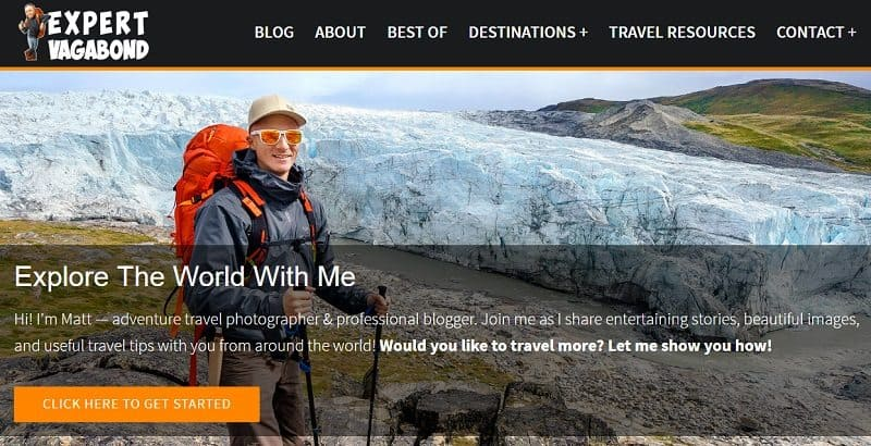 best travel blogs 2017