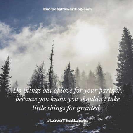 Pointers for a Love that Lasts