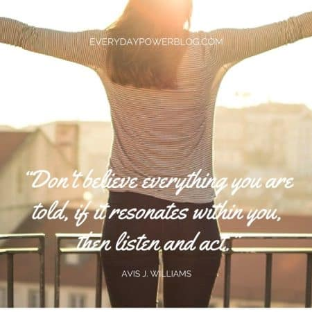 quotes on having a positive attitude