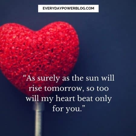 Image of: Deep Poems Love Quotes Everyday Power 80 Deep Love Quotes To Express How You Really Feel 2019